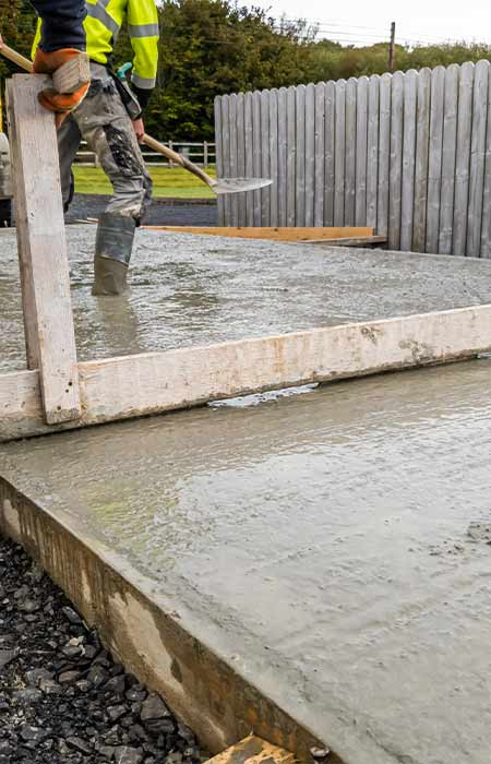 Concrete Walsall Ready Mix To Your Home