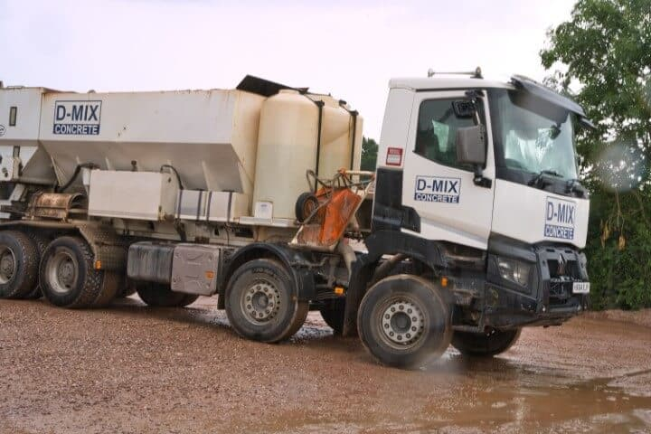 Ready Mix Concrete Walsall006