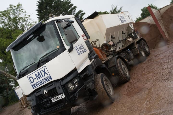 Ready Mix Concrete Walsall009