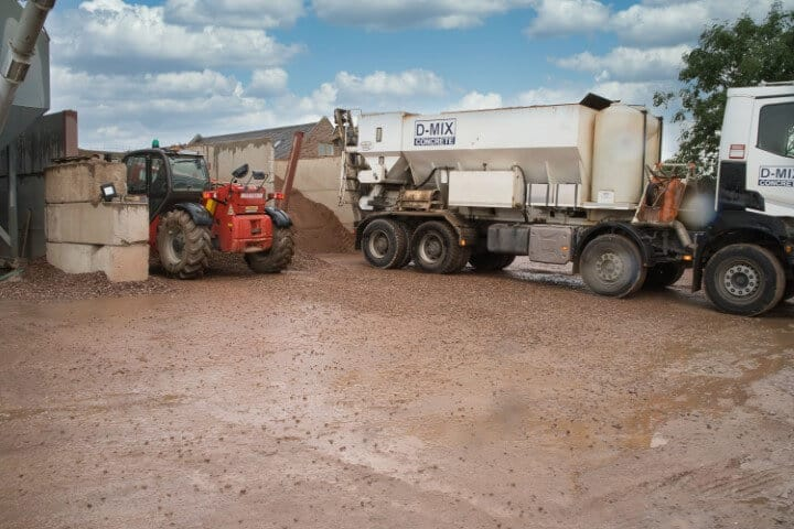 Ready Mix Concrete Walsall026