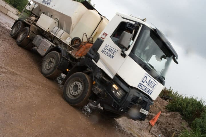 Ready Mix Concrete Walsall029