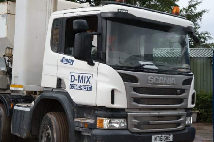 Ready Mix Concrete Walsall035