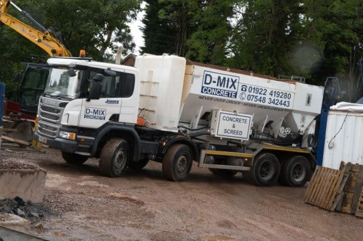 Ready Mix Concrete Walsall037
